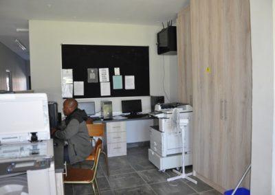 Office der Schule
