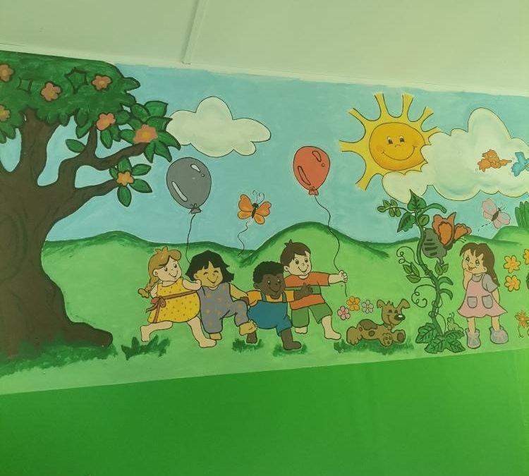 Kindergarden refurbishment