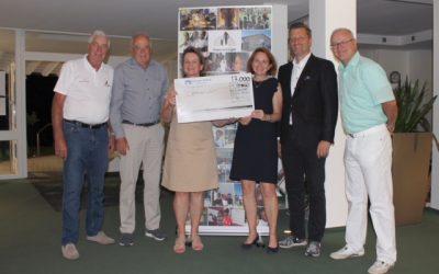 GC Bad Liebenzell sammelt 17.000 Euro Spenden